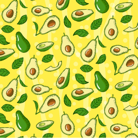 Fabric 2462 | avocado