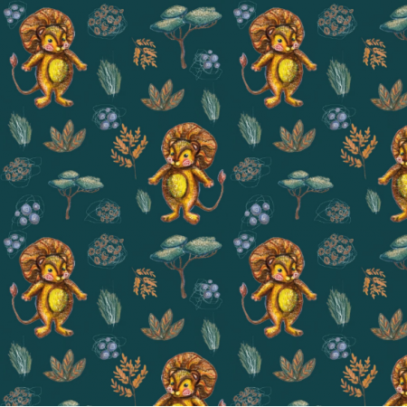 23623 | safari lion