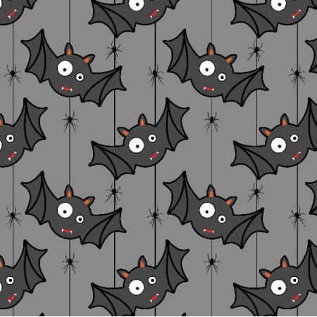 23720 | Bats & spiders