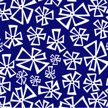 23725 | Białe kwiaty