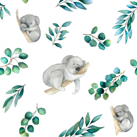 Fabric 23781 | sleepy koala