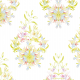 Fabric 24104 | floral style - series 1