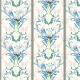 Tkanina 24105 | decorative pattern with a heart motif - series 3