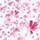 Tkanina 24109   delicate pink flowers