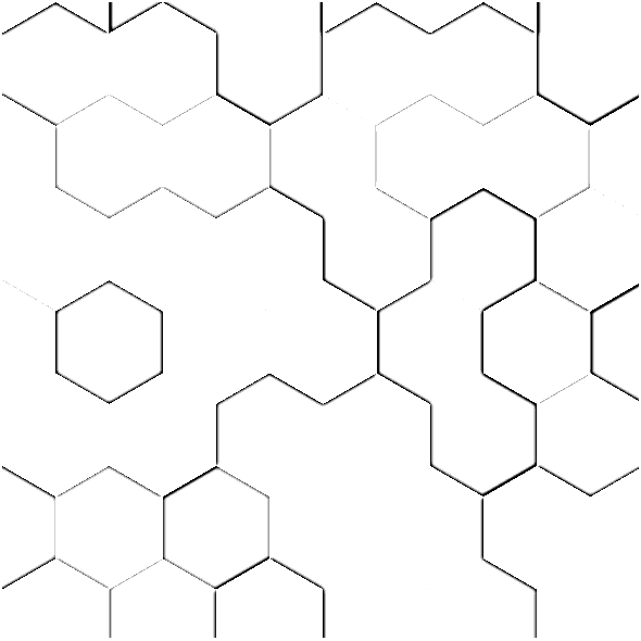 2555 | COLOURING HONEYCOMB