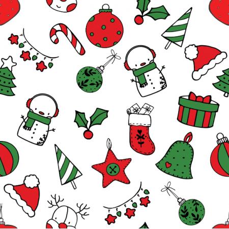 Fabric 24169 | Christmas mix xl
