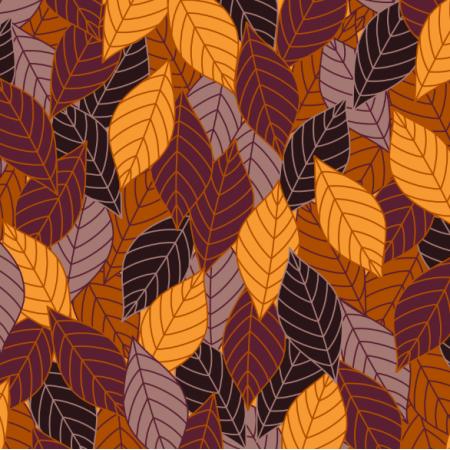 24190 | Jesienne liście