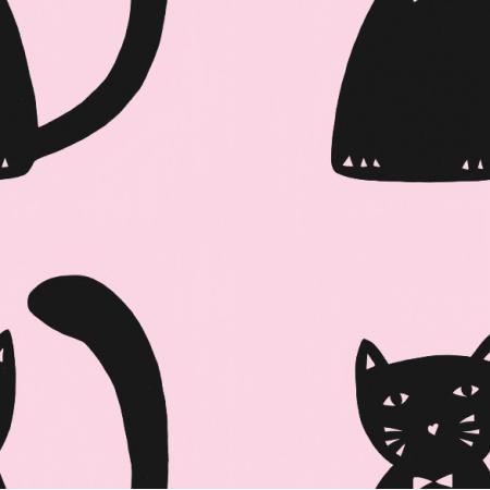 24238 | Różowy kotek