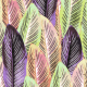 Fabric 24281 | Autumn leaves