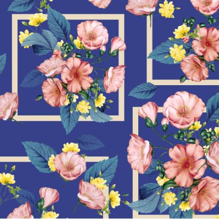 24282 | flowers VINTAGE