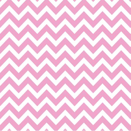 Fabric 24372 | biało-różowy Zygzak, szewron