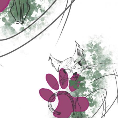 Fabric 24404 | koteł