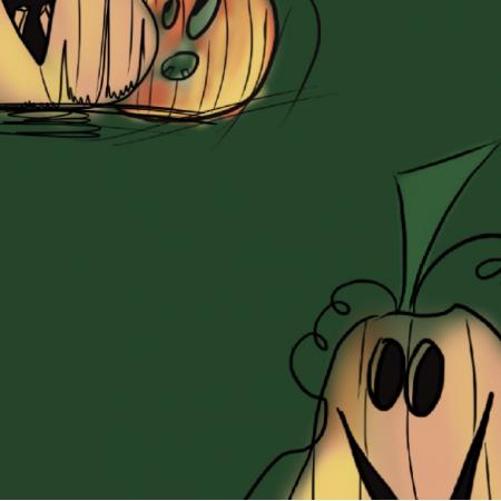 24405 | smile pumpkin