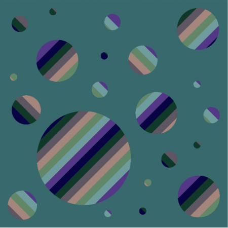 Fabric 24460 | paski_kropki