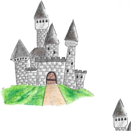 Fabric 24681 | Castle