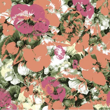 Fabric 24707 | Autumn abstract