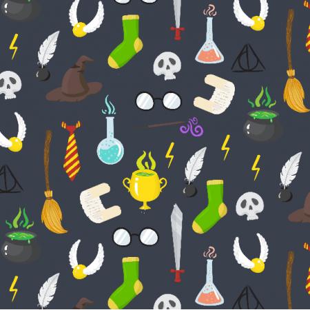 Fabric 2616 | wizard