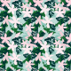 Tkanina 24884 | Big Flowers