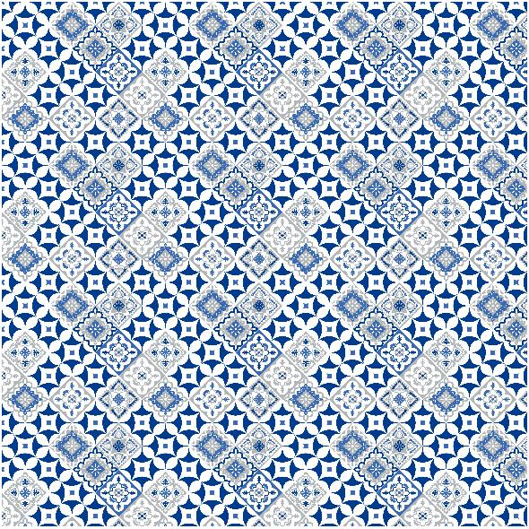 Tkanina 24889 | Azul 3