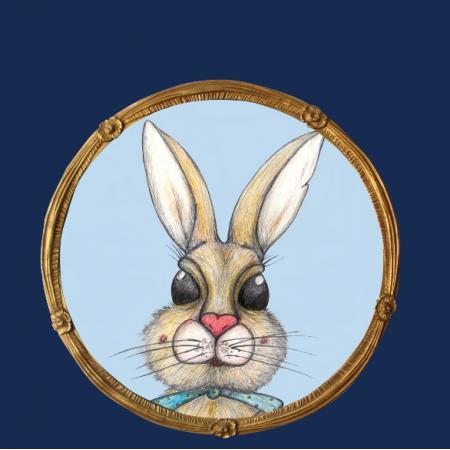 24955 | Materiał w króliki