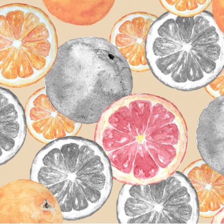 24989 | delicious fruit pattern