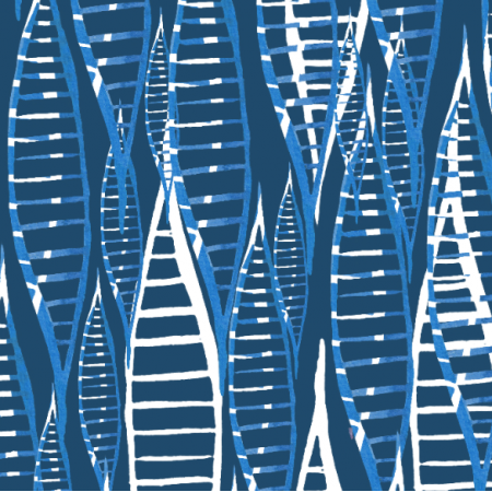 Fabric 24995 | ocean breath pattern