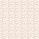 Fabric 25000 | konie i drzewa sepia na białym