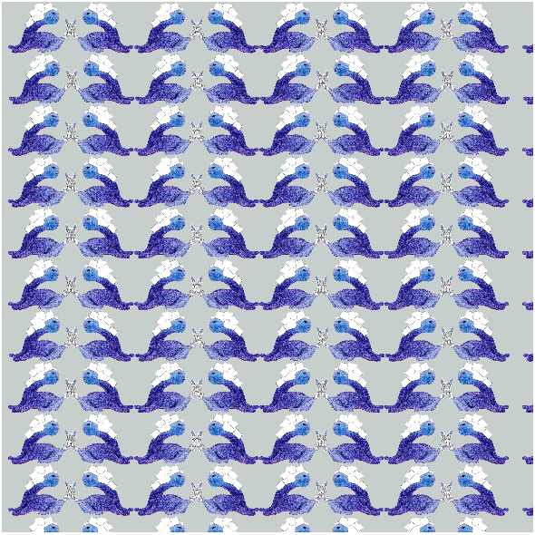 Fabric 25057 | two dragons 3