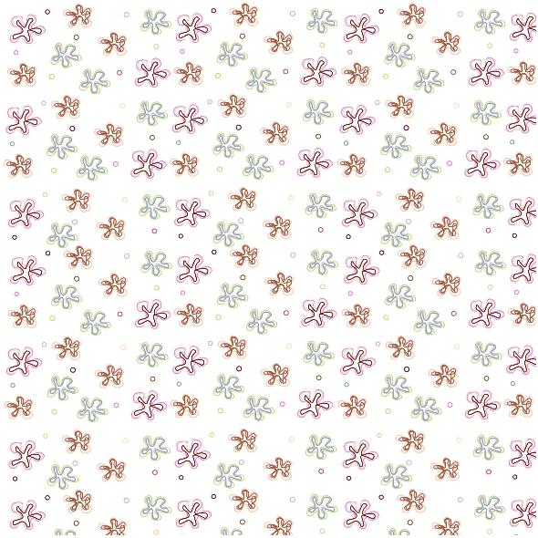 Fabric 25059 | sea flowers