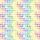 Fabric 25078 | Rainbow drops