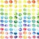Fabric 25079 | Rainbow drops 2