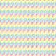 Tkanina 25079 | Rainbow drops 2