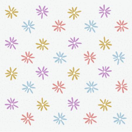 Fabric 25156 | Kwiaty