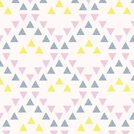 Fabric 439 | triangle