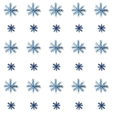 Fabric 25311 | Christmas/snowflakes 2