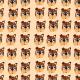 Fabric 25372 | Materiał w buldożki beżowy