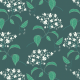 Tkanina 25394 | Elderflower emerald