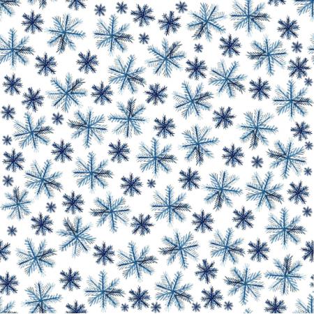 Fabric 25443   Christmas/snow 1