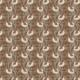 Fabric 25449 | Monstera's Hare 3 khaki