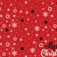 Fabric 25506 | Merry christmas
