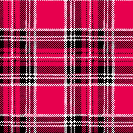 Fabric 25507 | Świąteczna krata