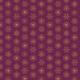 Tkanina 25646   Złote Brokatowe płatki śniegu na burgundowym tle
