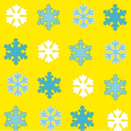 Fabric 25668 | Śnieżynki