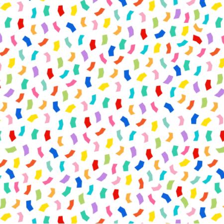 Tkanina 25696 | confetti