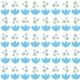Tkanina 25859 | Pasy kwiatowe