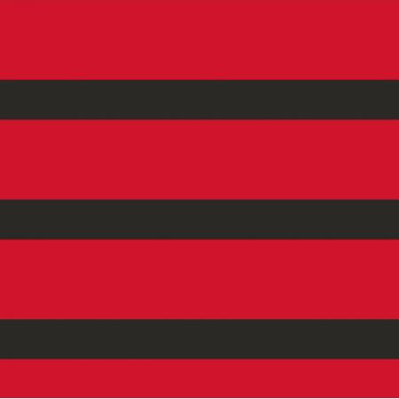 Tkanina paski czerwone0