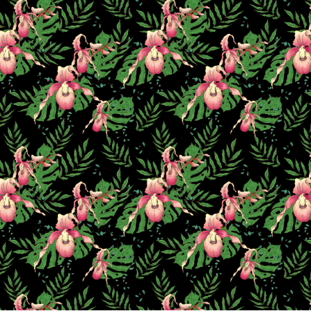 Fabric 26324   floral 9