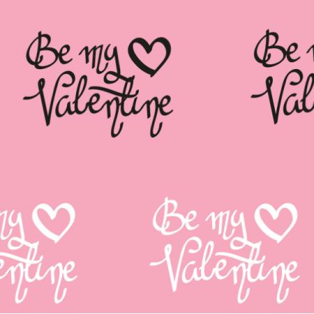 26455   Be my valentine