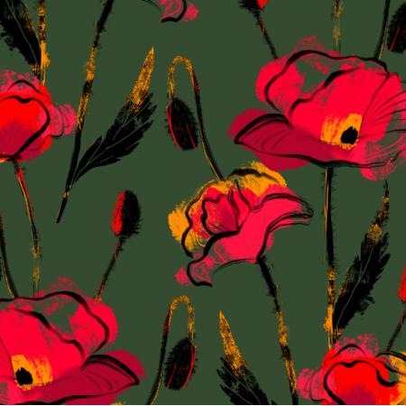 26750 | poppies