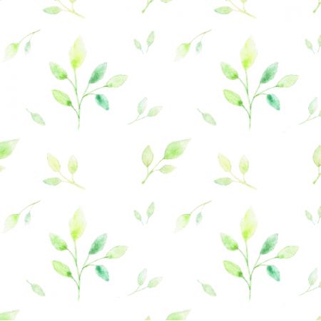Tkanina 26883 | Wiosenne liście0